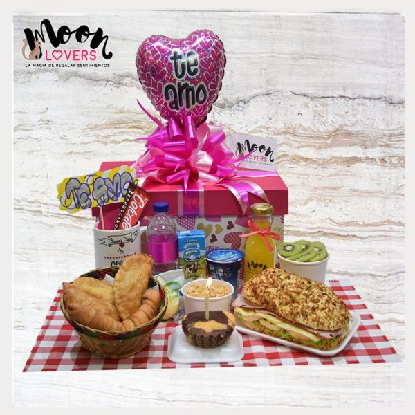 desayunos sorpresa happy box