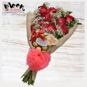 regalo bouquet ternura