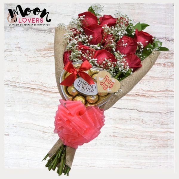 regalo bouquet ternura