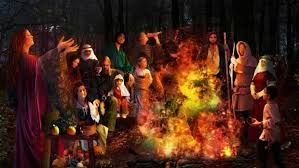 halloween origen y celebracion